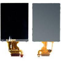 Дисплей для цифрового фотоаппарата Sony DSC-T2, с рамкой, с подсветкой, с сенсорным экраном