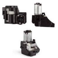 Мотор механизма ZOOM для цифровых фотоаппаратов Sony DSC-W30, DSC-W35, DSC-W40, DSC-W50, DSC-W55, DSC-W70, c редуктором