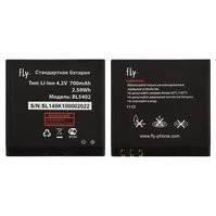 Аккумулятор BL5402 для мобильного телефона Fly SL140DS, (Li-ion 3.7V 700mAh), original, #HQ60330580163