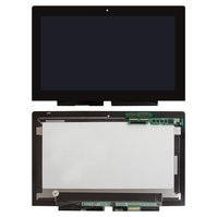Дисплей для планшета Lenovo IdeaPad Yoga 11, черный, с сенсорным экраном