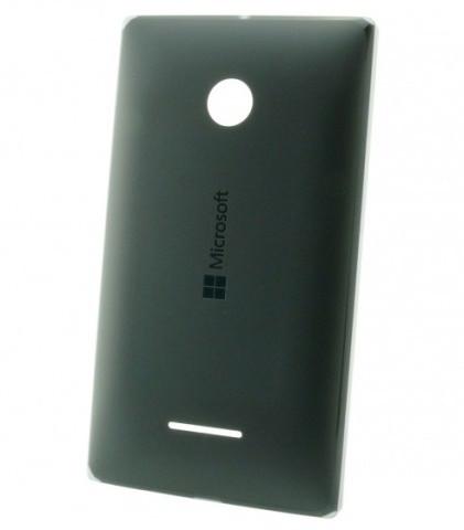 Задняя крышка Microsoft 435 Lumia 532 Lumia чёрная