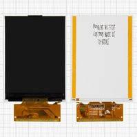 Дисплей для мобильного телефона Fly DS130, 33 pin, #FPC2801-28