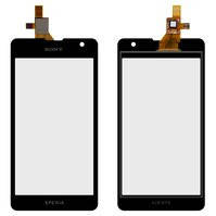 Сенсорный экран для мобильного телефона Sony LT29i Xperia TX, черный