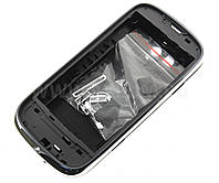 Корпус ААА Samsung S5560 (чёрный) сенсорная модель