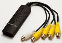 Адаптер EasyCAP 4-канальный (Арт. CAP 4)