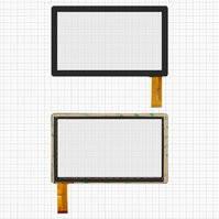 "Сенсорный экран для планшетов China-Tablet PC 7""; Apache A713; Assistant AP-712; Cube U18GT Deluxe Edition; Globex GU703C; Impression ImPAD 0113,"