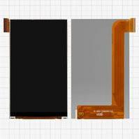 Дисплей для мобильного телефона Fly IQ4490i, 45 pin, original, #X4038F0002/FPC040W0C-S96-B
