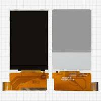 Дисплей для мобильных телефонов Fly IQ245, IQ245+, IQ430 Evoke, 39 pin, #TFT8K7358FPC-B3-E/N401-B09000-010