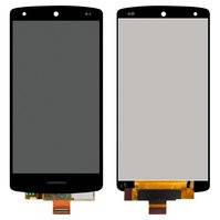 Дисплей для мобильных телефонов LG D820 Nexus 5 Google, D821 Nexus 5 Google, черный, с сенсорным экраном, original (PRC)