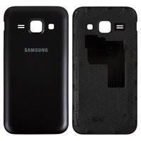 Задняя крышка батареи для мобильного телефона Samsung J100H/DS Galaxy J1, черная