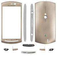 Корпус для мобильных телефонов Sony Ericsson MT11i Xperia neo V, MT15i Xperia Neo, золотистый