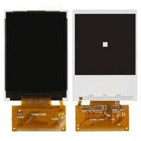 Дисплей для мобильных телефонов Fly DS123; Explay SL240, 37 pin, (60*43), #1540013280/1540011640/1540013281/FPC2408-1/TNQV2408-1/BLU2408-1