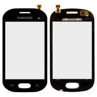 Сенсорный экран для мобильного телефона Samsung S6812 Galaxy Fame Dual Sim, синий