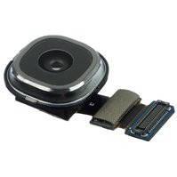 Камера для мобильного телефона Samsung I9505 Galaxy S4, со шлейфом, черная
