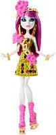 Кукла Спектра Вондергейст, Spectra Vondergeist, серия Монстрические каникулы, Monster High