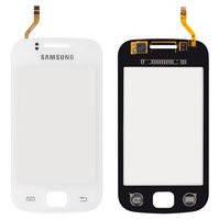 Сенсорный экран для мобильного телефона Samsung S5660, белый