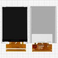 Дисплей для мобильного телефона Fly DS130, 33 pin, original, #160000525/FPC2801-28-1101066