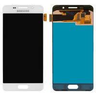 Дисплей для мобильных телефонов Samsung A310F Galaxy A3 (2016), A310M Galaxy A3 (2016), A310N Galaxy A3 (2016), A310Y Galaxy A3 (2016); Samsung,