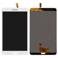 Дисплей для планшетов Samsung T230 Galaxy Tab 4 7.0, T231 Galaxy Tab 4 7.0 3G , T235 Galaxy Tab 4 7.0 LTE, (версия Wi-Fi), белый, с сенсорным экраном