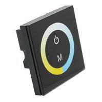 Контроллер c тачпанелью HTL-012 (цветовая температура, 5050, 3528, 96 Вт)