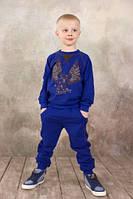 Детские спортивные брюки для мальчика (Синий)