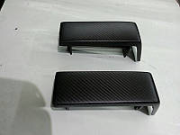 Карбоновые накладки переднего бампера Mercedes G-Сlass W463 AMG, фото 1
