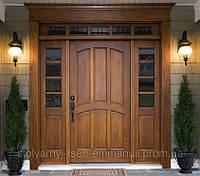 Изготовление входных дверей из массива, Одесса