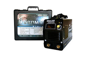 Сварочный инвертор Белмаш ММА 280 (в чемодане)