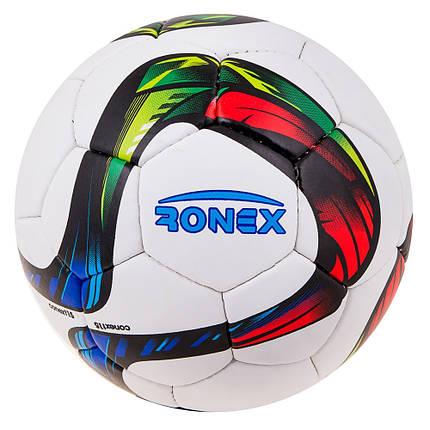 Мяч футбол Grippy Ronex mod AD-2016 RXG-171GM, фото 2