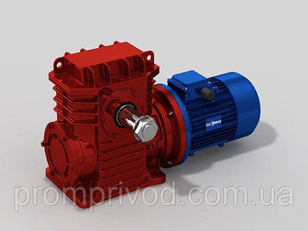 Червячный мотор-редуктор МЧ-125