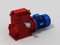 Червячный мотор-редуктор МЧ-80, фото 1