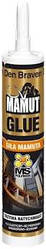 Клей-герметик MS-Polymer Mamut Glue / High Tack 290ml Den Braven