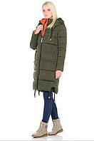 Зимняя куртка Finebabycat 203-1 хаки