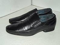 Школьные туфли для мальчика. р. 34