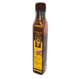 """Масло пищевое """"Грецкий орех"""" оздоровительное 250 миллилитров Nectarel"""