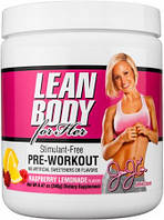 Предтренировочник Lean body for her Jamie Eason Stimulant Free -30 порций(сроки по 08.2017)