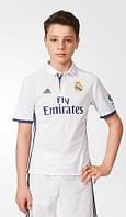 Детская игровая форма Adidas FC Real Madrid 2016-17 (домашняя)