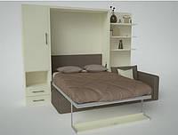 Шкаф - кровать диван трансформер