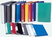 Файлы, скоросшиватели, папки, планшеты, уголки
