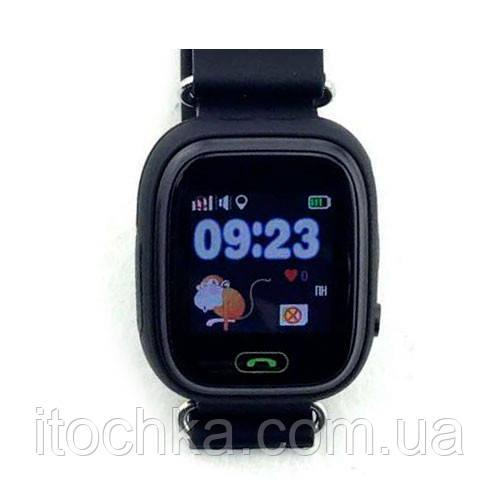 Детские часы SMARTYOU Q100 Black