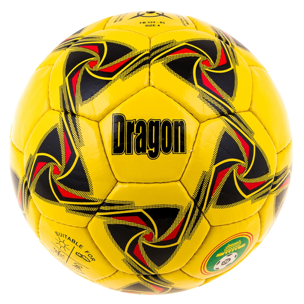 Мяч футбол №4 Star Red/Black STAR-2-1-YDXN