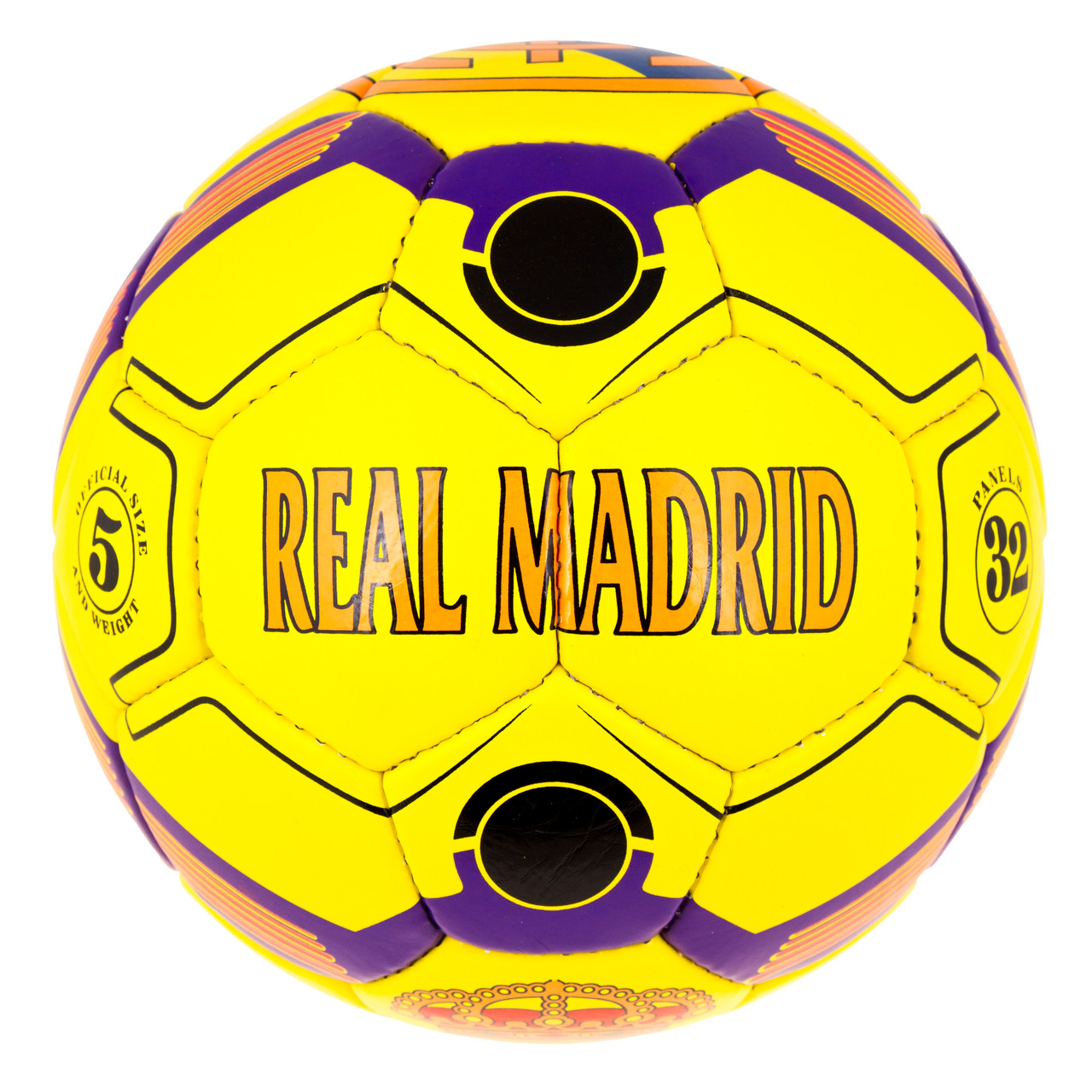 М'яч футбол SemiDull Real Madrid YSD-302RM