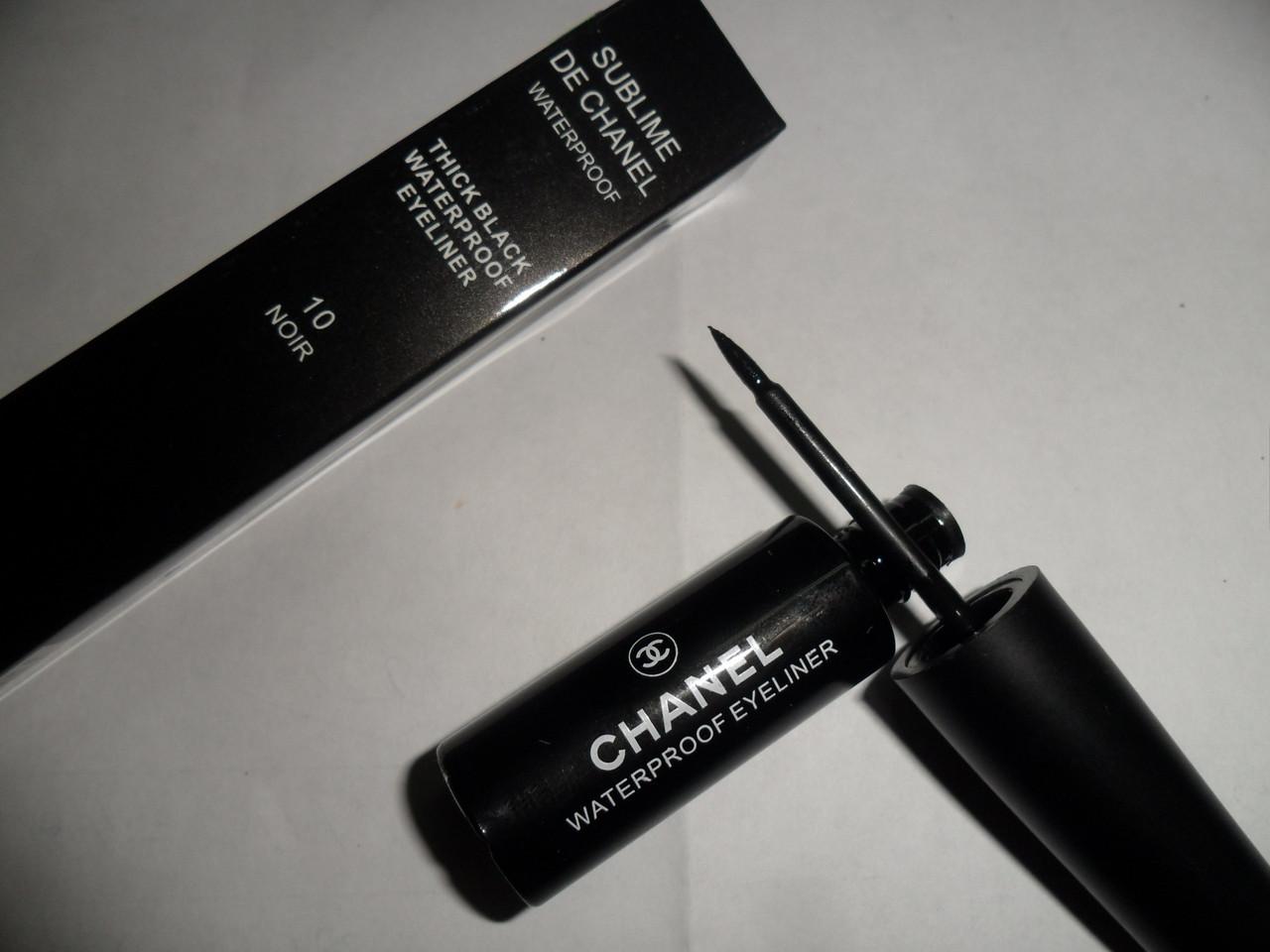 Подводка Chanel Sublime Waterproof / Шанель Сублиме водостойкая подводка