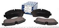 Колодки тормозные передние Sprinter 906 508-519 CDI 2006- Германия