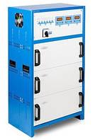 Трехфазный стабилизатор Рэта ННСТ-3х25 кВт SHTEEL (Semikron)