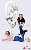 Фонтан с шаром-гигантом