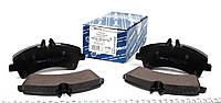 Колодки тормозные задние Sprinter 509-519 CDI + Crafter 50, 2006- (спарка) - Германия