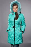 Модная женская куртка с капюшоном