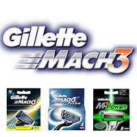 Линия Gillette Mach3