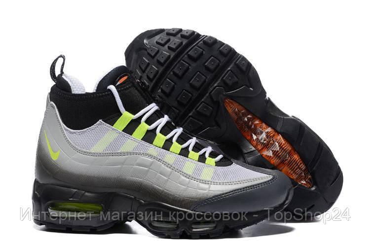 Зимние Кроссовки Nike Air Max Sneakerboot 95 — в Категории ... fd1187389aa